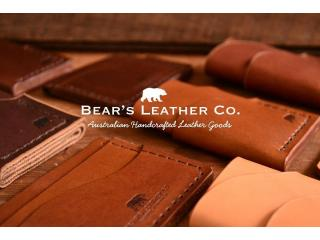 Bear's Leather Company | Handcrafted Artisan Leather Goods