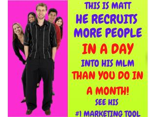99% Of MLM Marketers Struggle And Fail...GET THIS FREE GAME-CHANGER