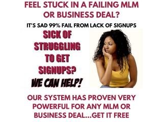 This Tool Can Skyrocket You In Any Biz Or MLM Deal To The Very Top