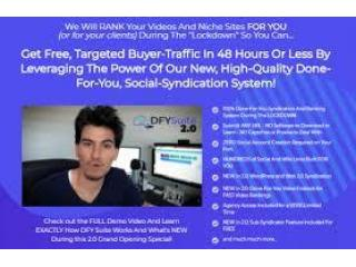 DFY Suite Allows You To Get Free Targeted Traffic