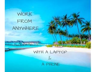 Work from Home Business - Be Your Own Boss - Work from Anywhere