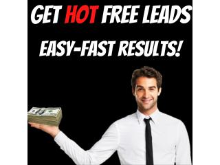 Gets Tons Of Hot FREE Leads Daily, Easily Creates Massive Team Duplication
