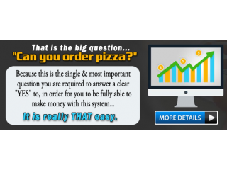 Hey, can you order pizza??